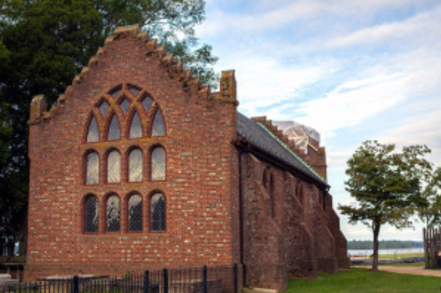 Jamestown Historic Church