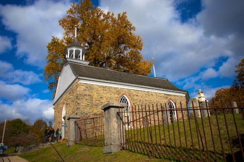 Old Dutch Church of Sleepy Hollow